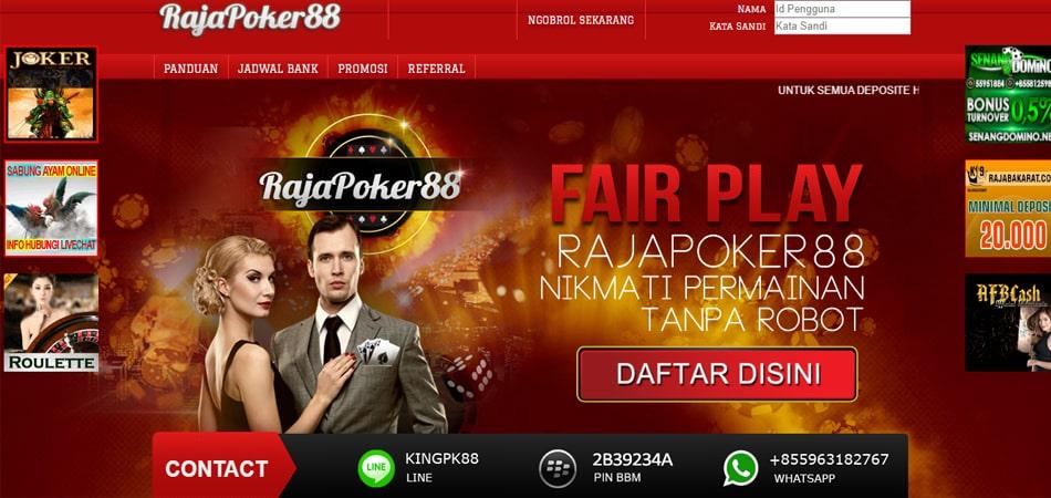 Daftar Situs Poker Online Terpercaya Dan Terbaik
